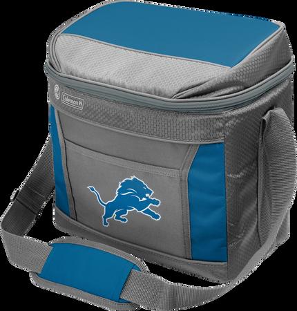 NFL Detroit Lions 16 Can Cooler