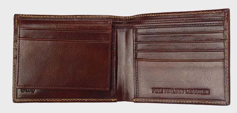Buffalo Voyager Bi-Fold Wallet