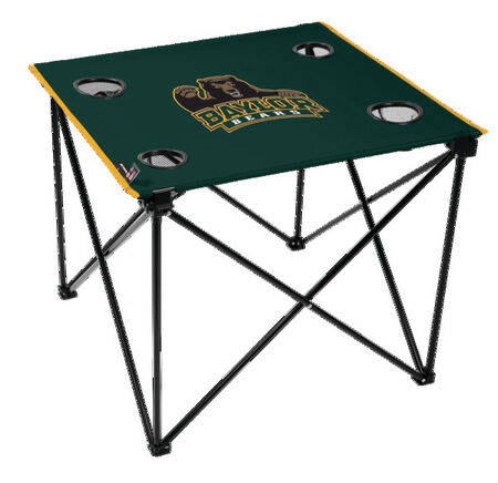 NCAA Baylor Bears Deluxe Tailgate Table