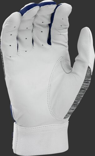 White palm of a 5150WBG-N 5150 batting glove