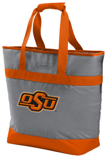 Rawlings Oklahoma State Cowboys 30 Can Tote Cooler In Team Colors With Team Logo On Front SKU #07883044111