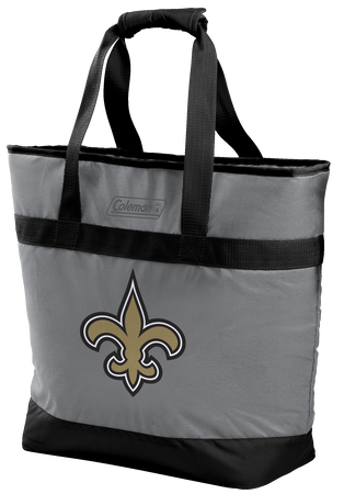 NFL New Orleans Saints 30 Can Tote Cooler