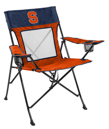 NCAA Syracuse Orange Game Changer Chair