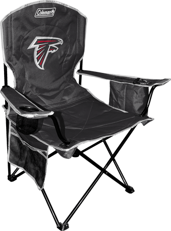 NFL Atlanta Falcons Cooler Quad Chair