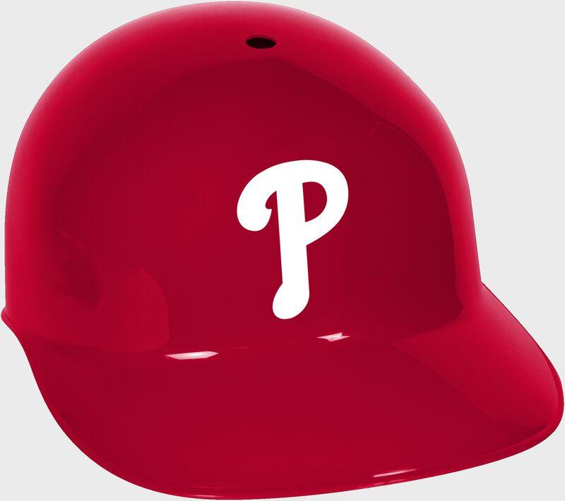 A red MLB Philadelphia Phillies replica helmet - SKU: 01950020111
