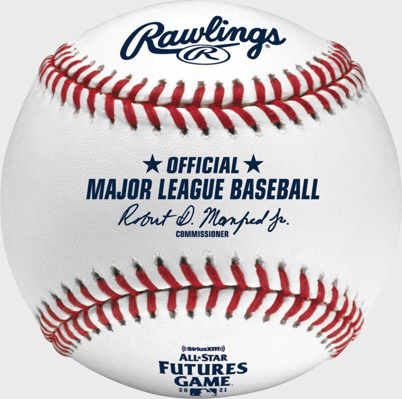 A MLB 2021 All-Star futures game baseball - SKU: ROMLBAF21-R