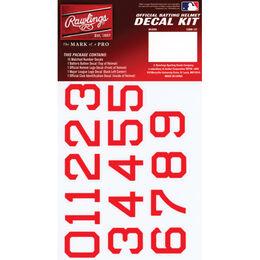 MLB Boston Red Sox Decal Kit
