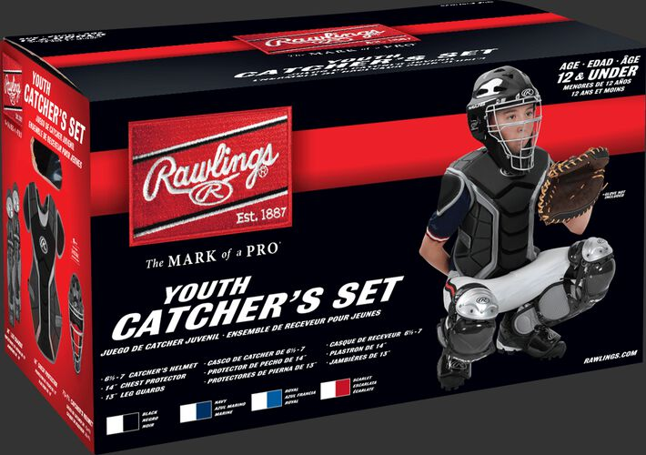 Renegade Youth Catchers Set Scarlet