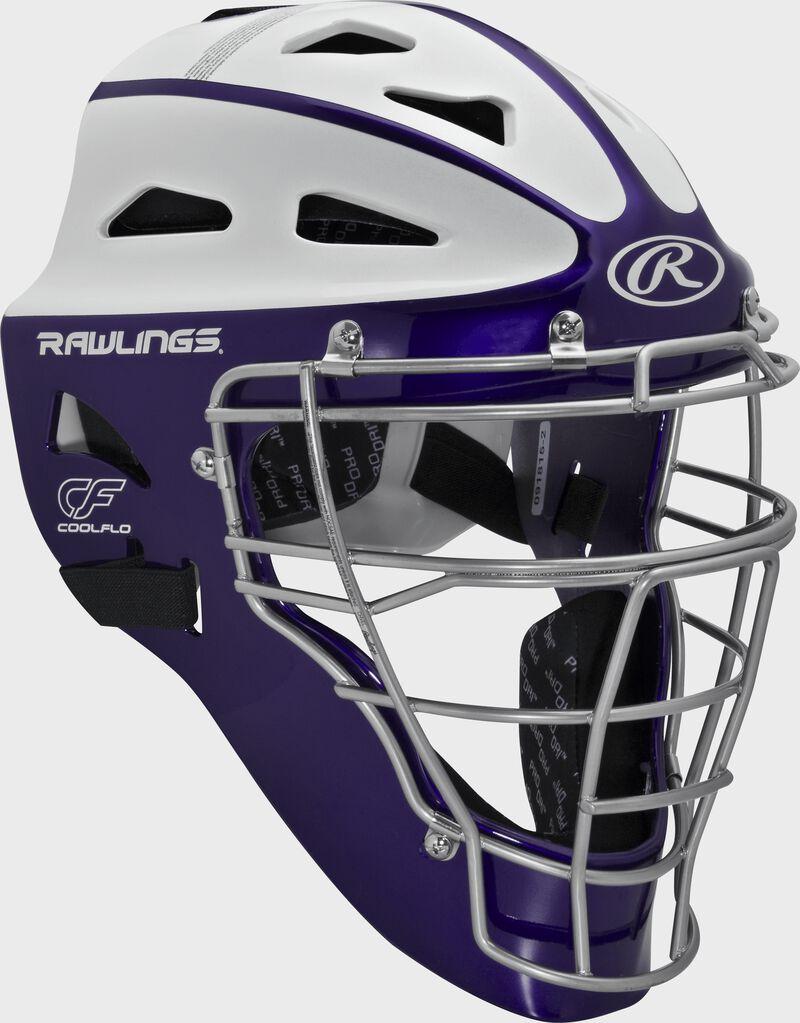 Velo Softball Catchers Helmet | Adult & Youth