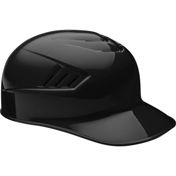 Coolflo Adult Base Coach Helmet Navy/Scarlet
