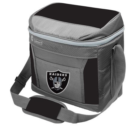 NFL Oakland Raiders 16 Can Cooler