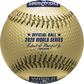 A 2020 Los Angles Dodgers Gold World Series champions replica baseball with the offical Baseball of MLB stamp - SKU: 35010032286 image number null