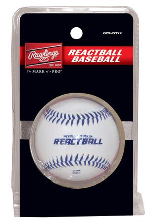 Pro-Style REACTBALL Baseball