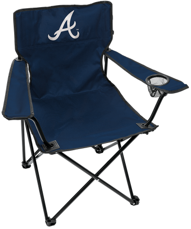 MLB Atlanta Braves Gameday Elite Quad Chair