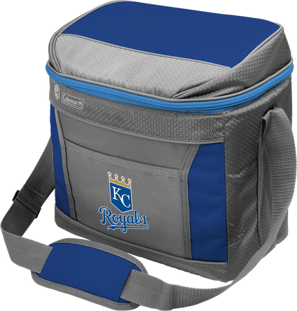 MLB Kansas City Royals 16 Can Cooler