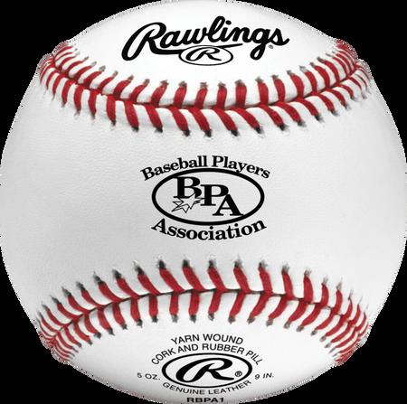 BPA Official Baseballs
