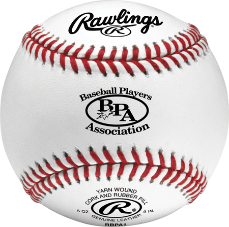 BPA Official Baseballs