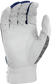 White palm of a 5150WGB-N Rawlings youth 5150 batting glove image number null