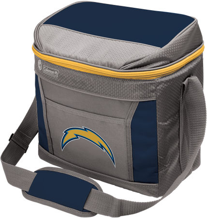 NFL Los Angeles Chargers 16 Can Cooler