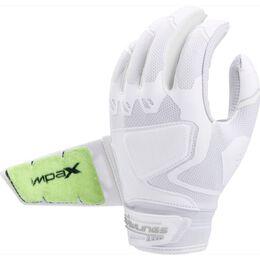 Women's Workhorse Batting Gloves White