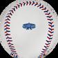 2020 All-star game logo stamp on a MLB baseball - SKU: ASBB20-R image number null