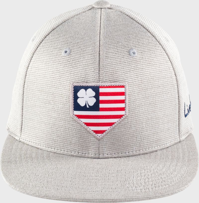 Rawlings Black Clover Flat Bill Hat | Special Edition