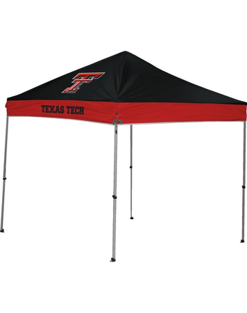 NCAA Texas Tech Red Raiders 9x9 Shelter