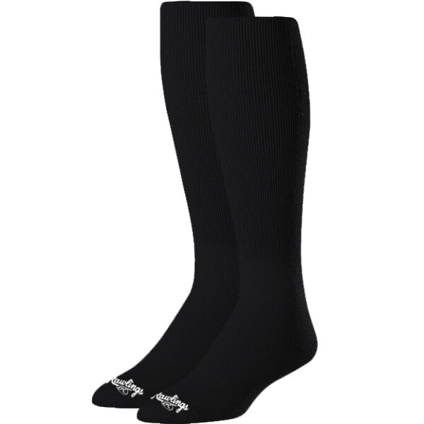 Adult Over-The-Calf Socks Black