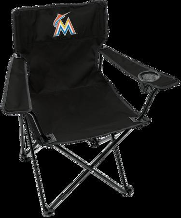 MLB Miami Marlins Gameday Elite Quad Chair