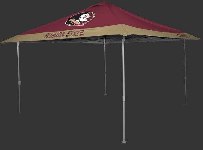 Rawlings Gold and Garnet NCAA Florida State Seminoles Eaved Canopy With Team Logo and Name SKU #07843020111
