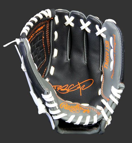 MLBPA Brandon Crawford 9-inch player glove with a black palm
