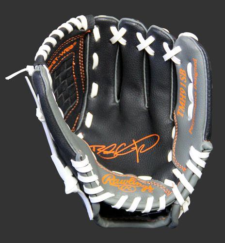 MLBPA Brandon Crawford 9-inch player glove with a black palm