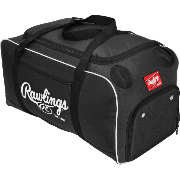 Covert Duffle Bag Black