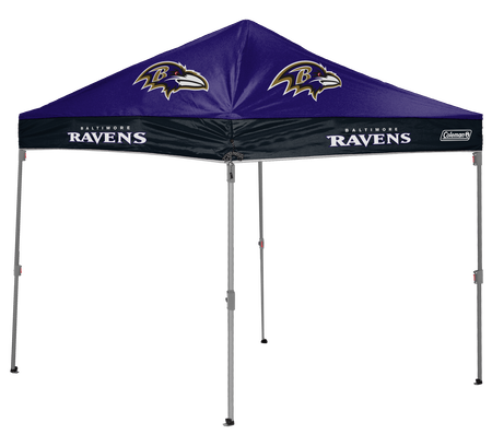 NFL Baltimore Ravens 10x10 Shelter