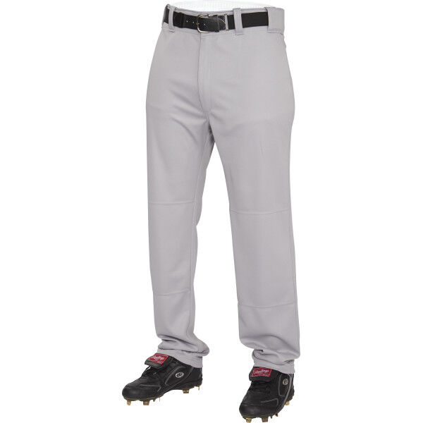 Adult Relaxed Fit Baseball Pant Blue Gray
