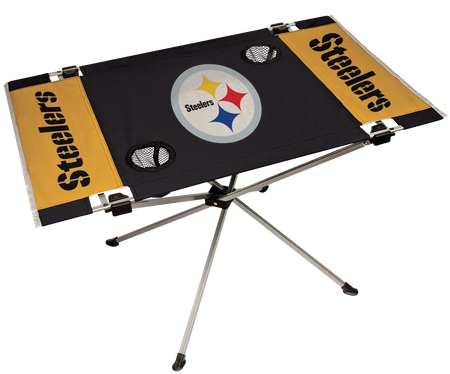 NFL Pittsburgh Steelers Endzone Table