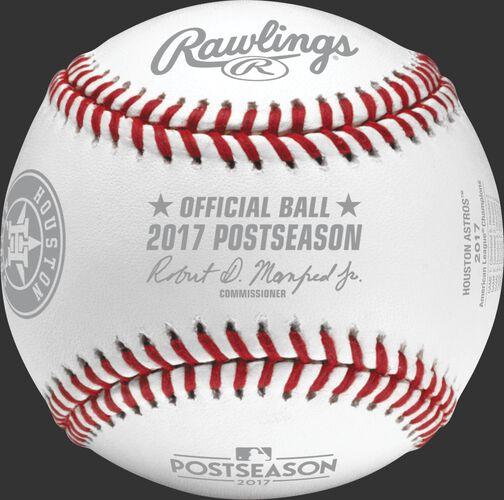 MLB 2017 Houston Astros American League Champions Baseball