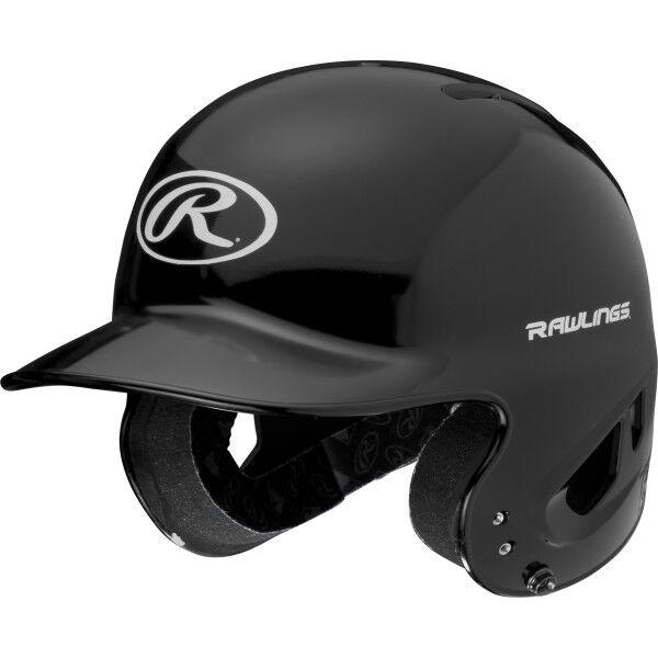 MLB Inspired T-Ball Batting Helmet Black