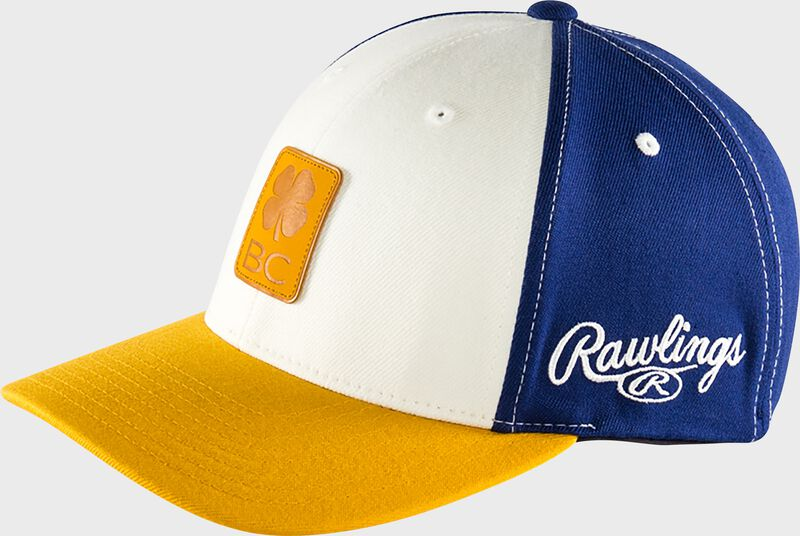 Rawlings Black Clover Heart of the Hide Fitted Hat