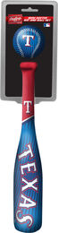 MLB Texas Rangers Slugger Softee Mini Bat and Ball Set