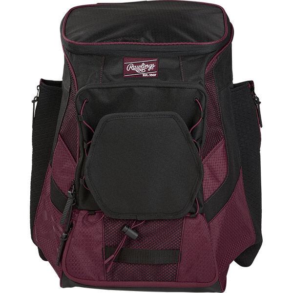 Players Team Backpack Maroon
