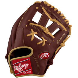 Maroon/White Custom Glove