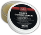 A circular case of Rawlings Glove Conditioner