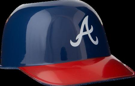 MLB Atlanta Braves Snack Size Helmets