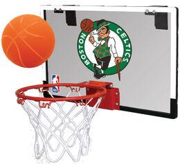 NBA Boston Celtics Game On Hoop Set