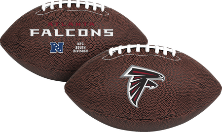 NFL Atlanta Falcons Air-It-Out youth football with team logo