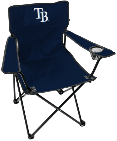 MLB Tampa Bay Rays Gameday Elite Quad Chair