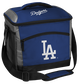 A Los Angeles Dodgers 24 can soft sided cooler image number null