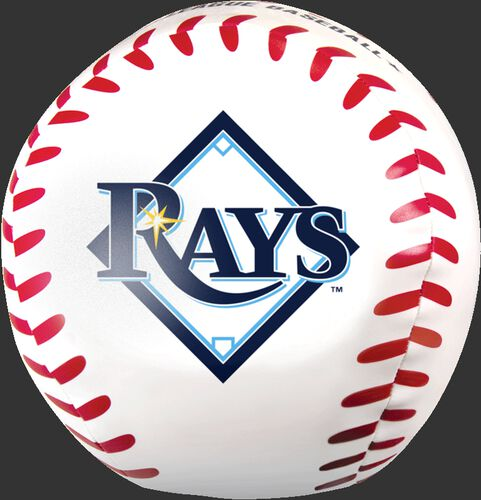MLB Tampa Bay Rays Big Boy 8 in Softee Baseball