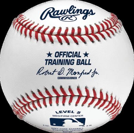 MLB Training Baseballs